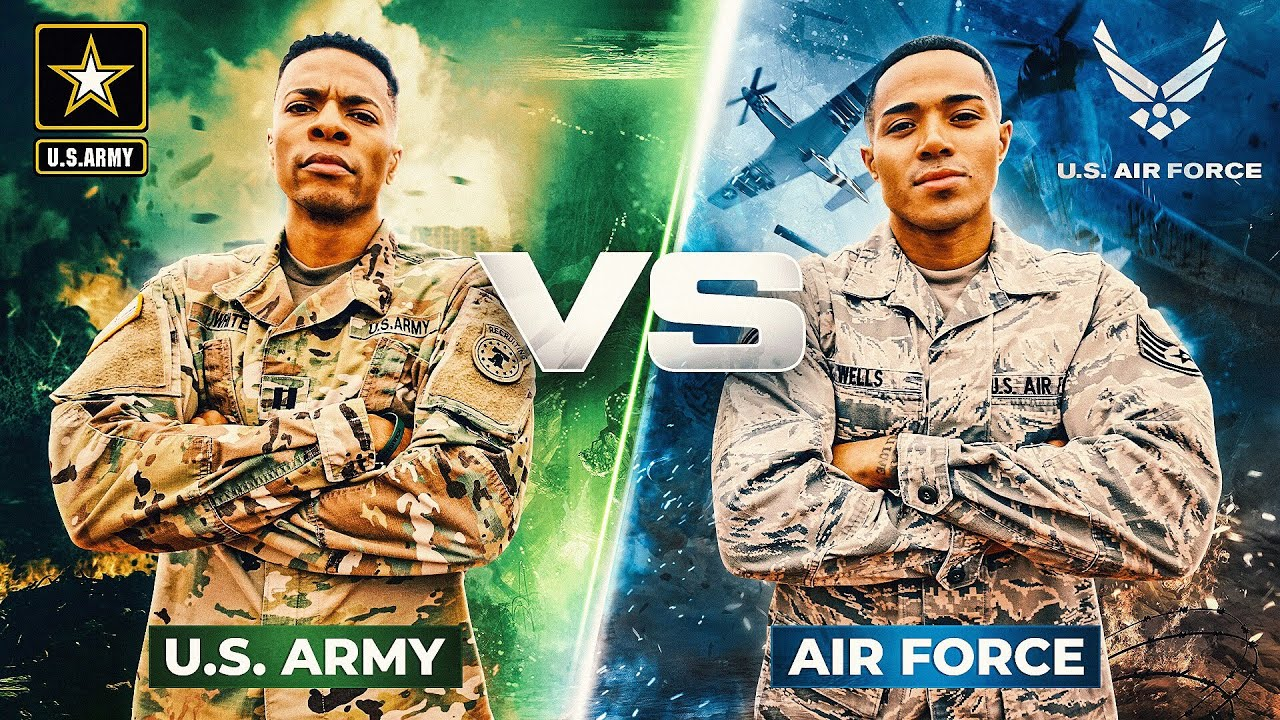 Deciding Between Joining the Army Vs. Air Force