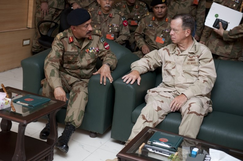 U.S. and Pakistan Military Relations