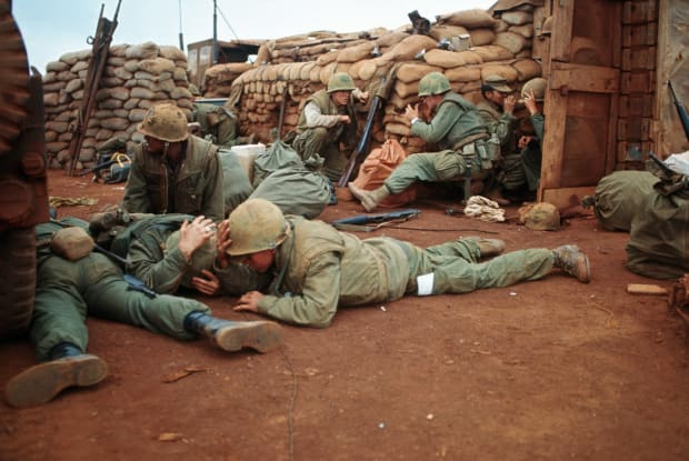 Role of US Government and Military in Vietnam War